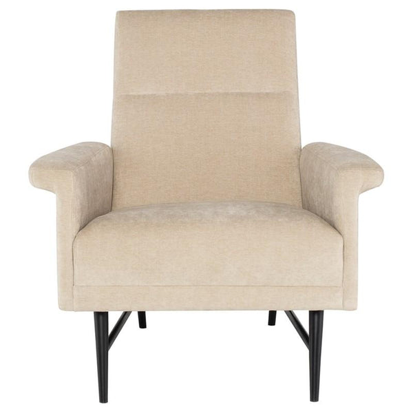 Nuevo Mathise Occasional Chair - Almond | Alchemy Fine Home