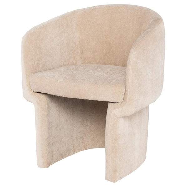 Nuevo Clementine Dining Chair - Almond | Alchemy Fine Home