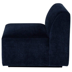 Nuevo Lilou  Modular Sofa - Twilight Armless Seat | Alchemy Fine Home