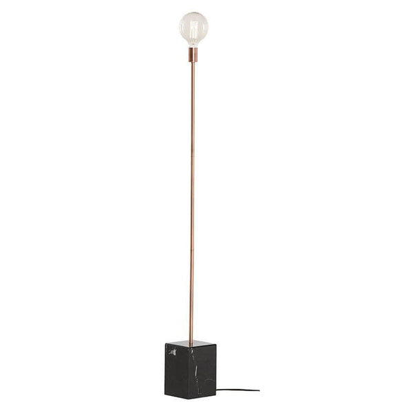Nuevo Slim Floor Lighting - Copper | Alchemy Fine Home