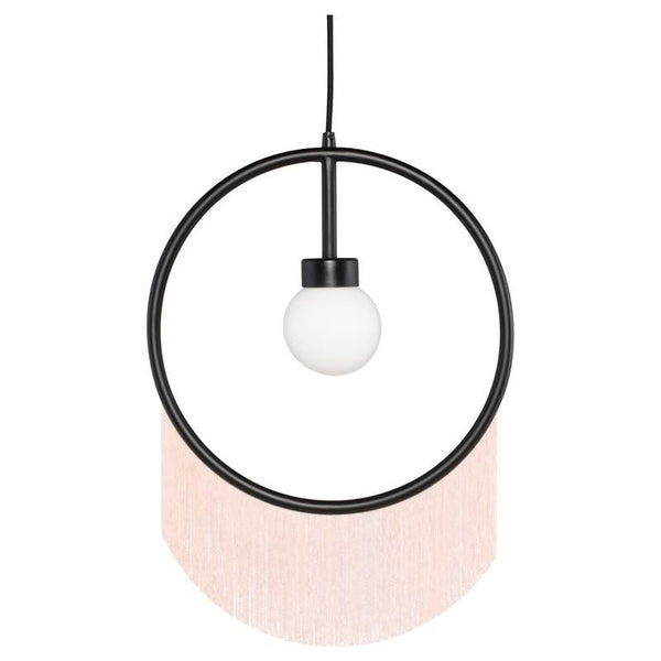 Nuevo Blanca Pendant Lighting - Blush | Alchemy Fine Home