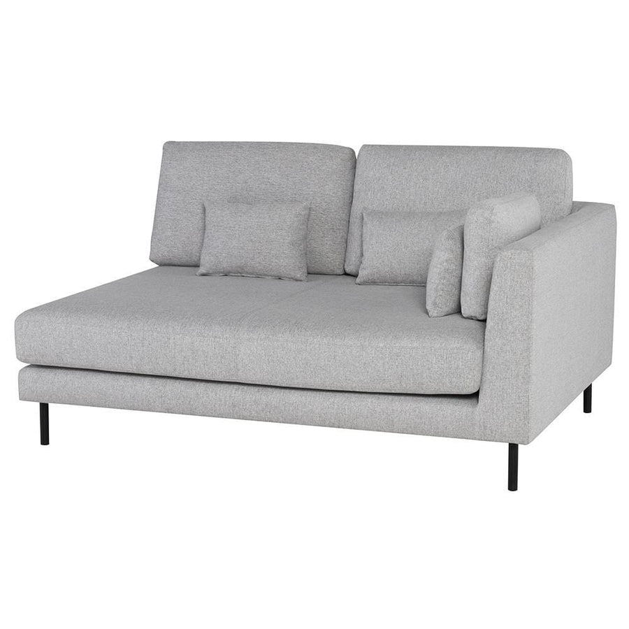 Nuevo Nuevo Gigi Modular Sofa Right - Gray HGSN124