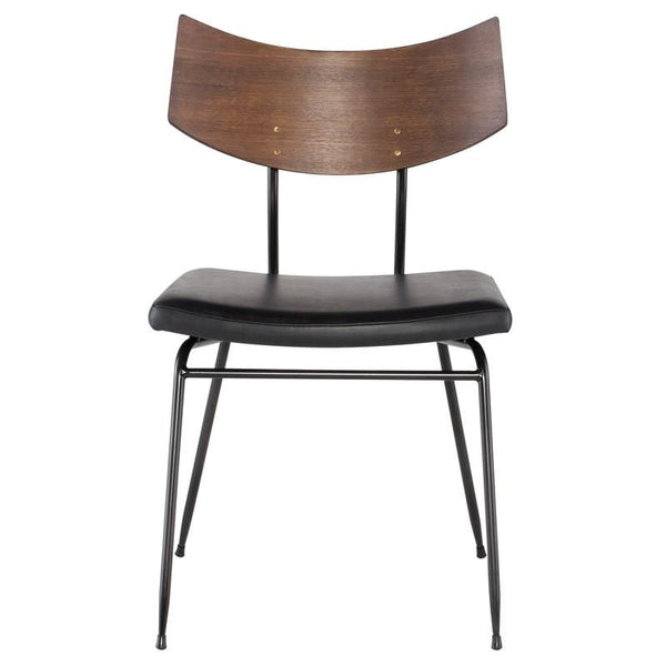 Nuevo Soli Dining Chair - Black | Alchemy Fine Home