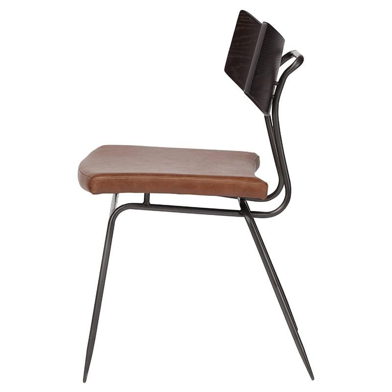 Nuevo Soli Dining Chair - Caramel | Alchemy Fine Home