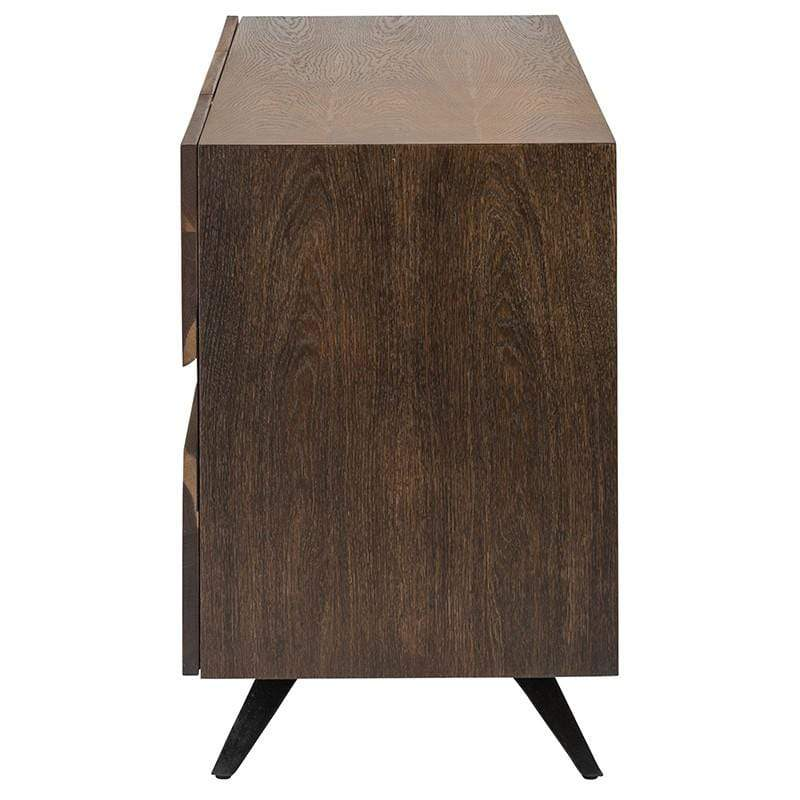 Nuevo Vega Sideboard Cabinet - Seared | Alchemy Fine Home