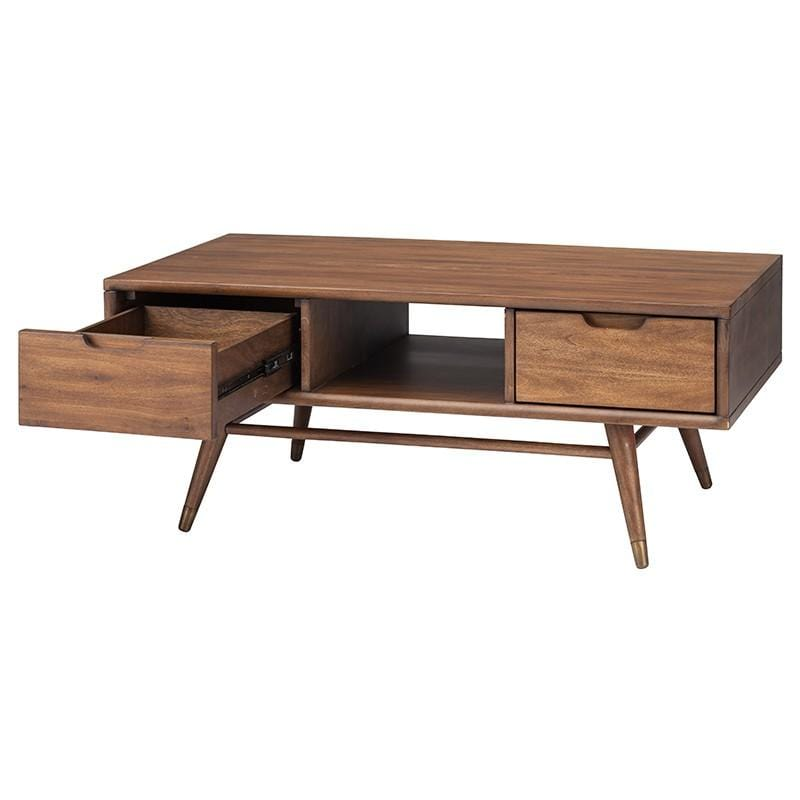 Nuevo Nuevo Jake Coffee Table - Walnut HGST114