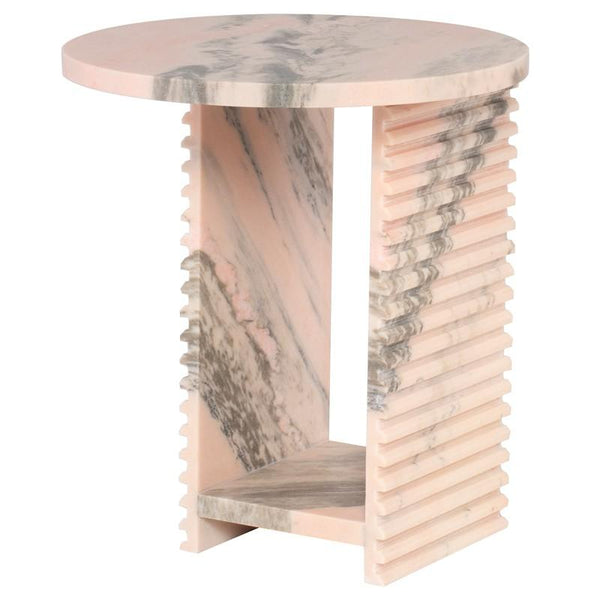 Nuevo Mya Side Table - Rosa | Alchemy Fine Home