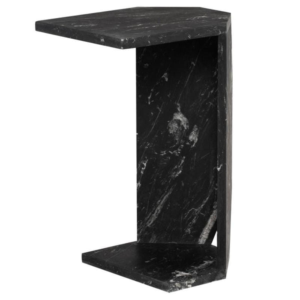 Nuevo Nuevo Gia Side Table - Nero HGVI119