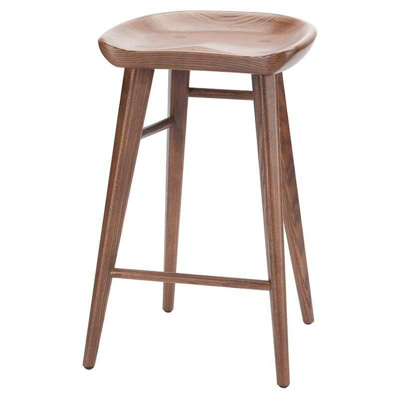 Nuevo Nuevo Kami Counter Stool - Walnut HGYU100