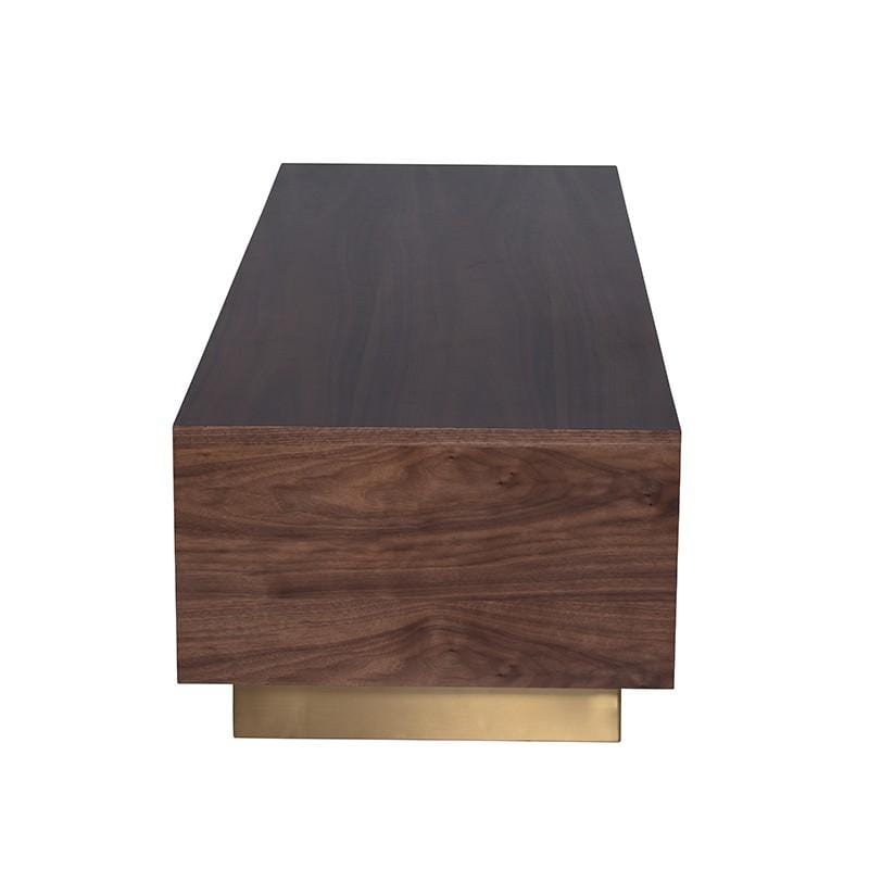 Nuevo Nuevo Jakoby Coffee Table - Walnut HGYU181