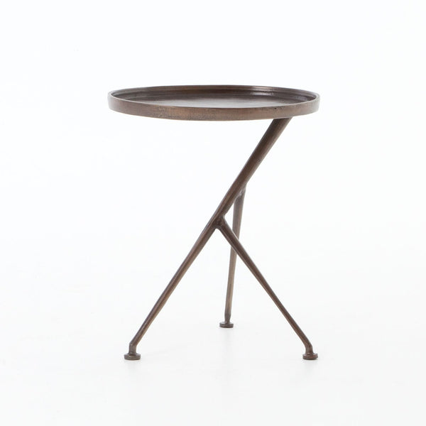 Four Hands Schmidt Accent Table - Available in 3 Colors | Alchemy Fine Home