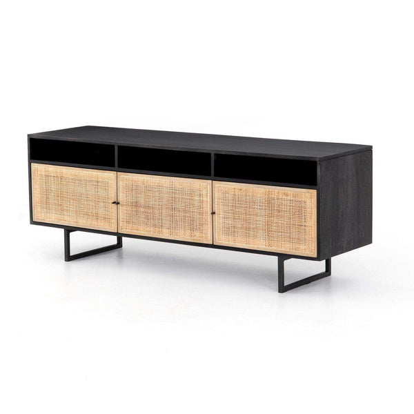 Four Hands Carmel Media Console - Available in 2 Colors | Alchemy Fine Home