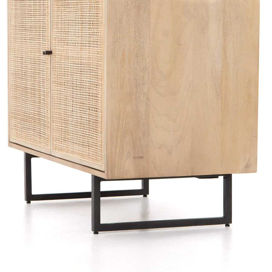 Four Hands Carmel Side Cabinet Natural | Alchemy Fine Home