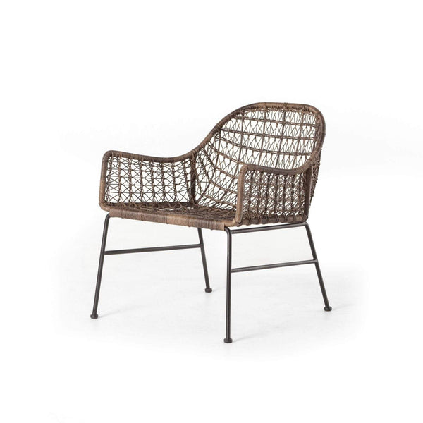 Four Hands Bandera Outdoor Woven Club Chair - Available in 2 Colors | Alchemy Fine Home
