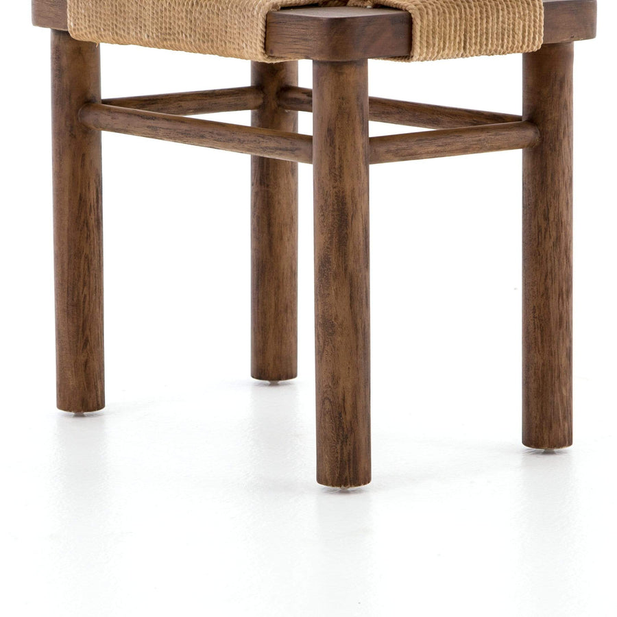 Four Hands Shona Stool Brown | Alchemy Fine Home