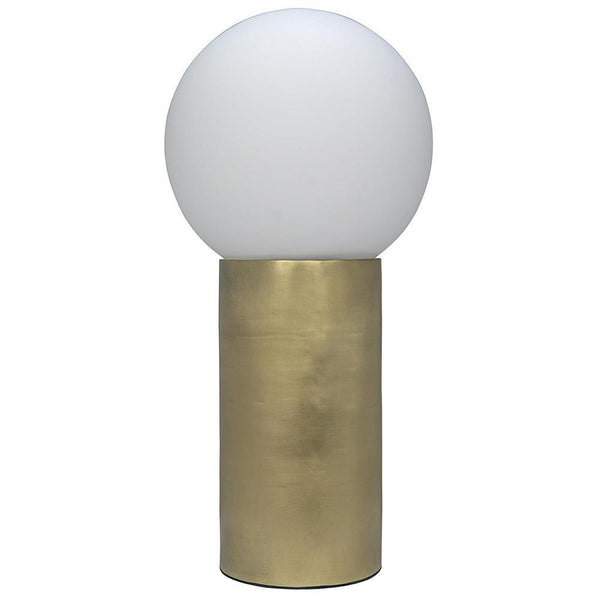 Noir New Luna Gold Table Lamp