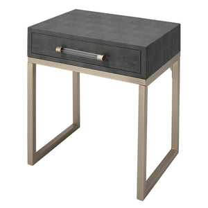 Jamie Young Kain Gray Side Table