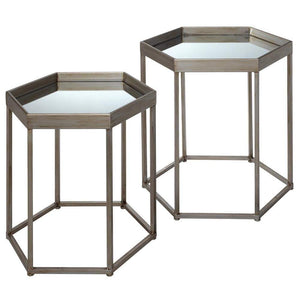 Jamie Young Sophia Side Tables - Set Of 2