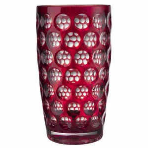 Mario Luca Giusti Mario Luca Giusti Lente Acrylic Large Water Glasses - Available in 10 Colors Large / Red M1030212