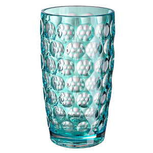 Mario Luca Giusti Mario Luca Giusti Lente Acrylic Large Water Glasses - Available in 10 Colors Large / Turquoise M1030812