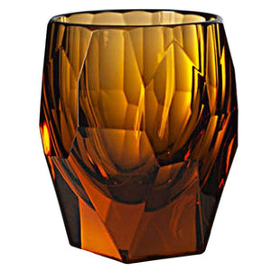 Mario Luca Giusti Mario Luca Giusti Milly Tumbler - Available in 6 Colors Large / Amber M1040413