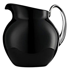 Mario Luca Giusti Mario Luca Giusti Acrylic Palla Pitcher - Available in 16 Colors Black M1110120