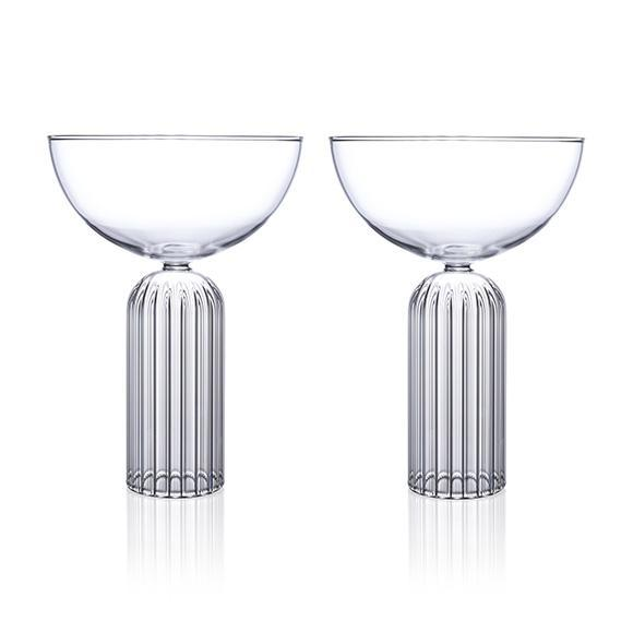 Fferrone Fferrone May Champagne Coupe - Set Of 2