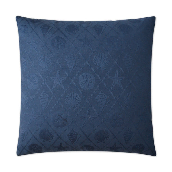 D.V. Kap Shell Trellis Lumbar Outdoor Pillow | Alchemy Fine Home