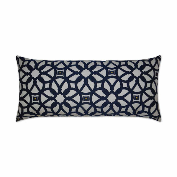 D.V. Kap Luxe Lumbar Outdoor Pillow | Alchemy Fine Home