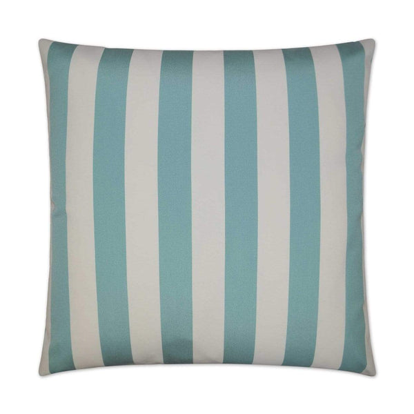 D.V. Kap Café Stripe Outdoor Pillow - Available in 4 Colors | Alchemy Fine Home