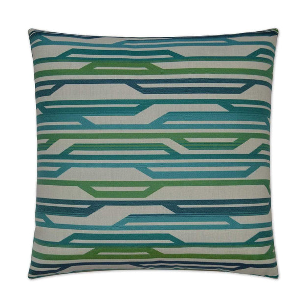 D.V. Kap Relay Outdoor Pillow | Alchemy Fine Home