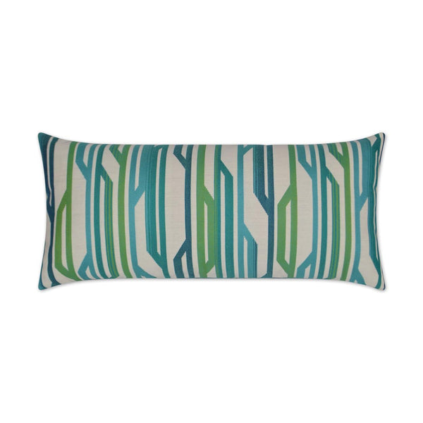 D.V. Kap Relay Lumbar Outdoor Pillow | Alchemy Fine Home