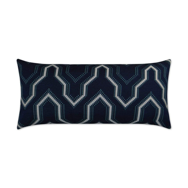 D.V. Kap Curio Lumbar Outdoor Pillow - Available in 2 Colors | Alchemy Fine Home