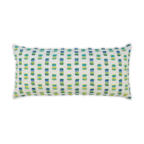 D.V. Kap Fifi Lumbar Outdoor Pillow - Available in 3 Colors | Alchemy Fine Home