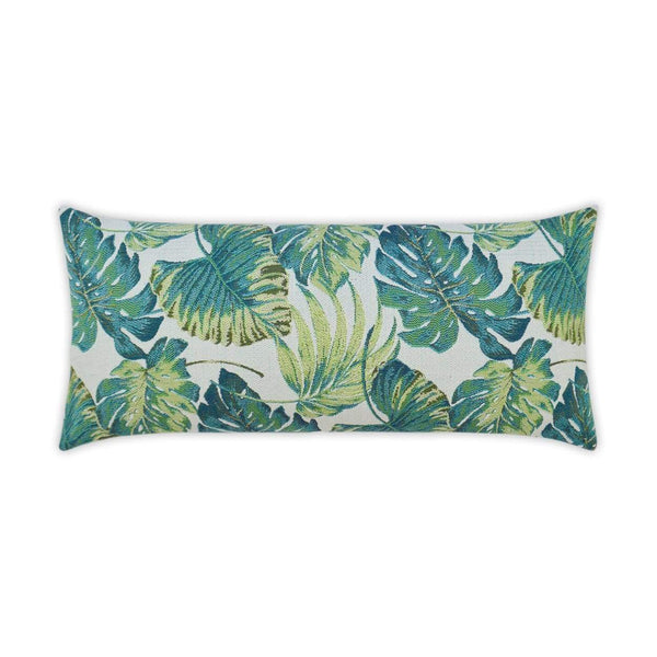 D.V. Kap Sunpalm Lumbar Outdoor Pillow | Alchemy Fine Home