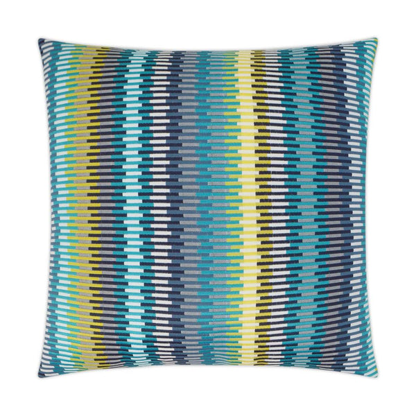 D.V. Kap Sunfun Stripe Outdoor Pillow - Available in 2 Colors | Alchemy Fine Home