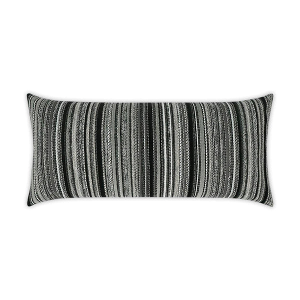 D.V. Kap Peerless Stripe Lumbar Outdoor Pillow