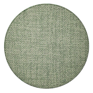 Kim Seybert Kim Seybert Jardin Placemat in Green - Set of 4 PM1201046GRN