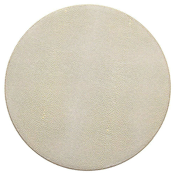 Kim Seybert Pebble Placemat  in Gold - Set of 4 PM2191991GD