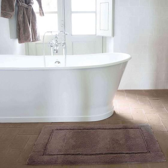 Graccioza Prestige Bath Rug - Available in 16 colors | Alchemy Fine Home