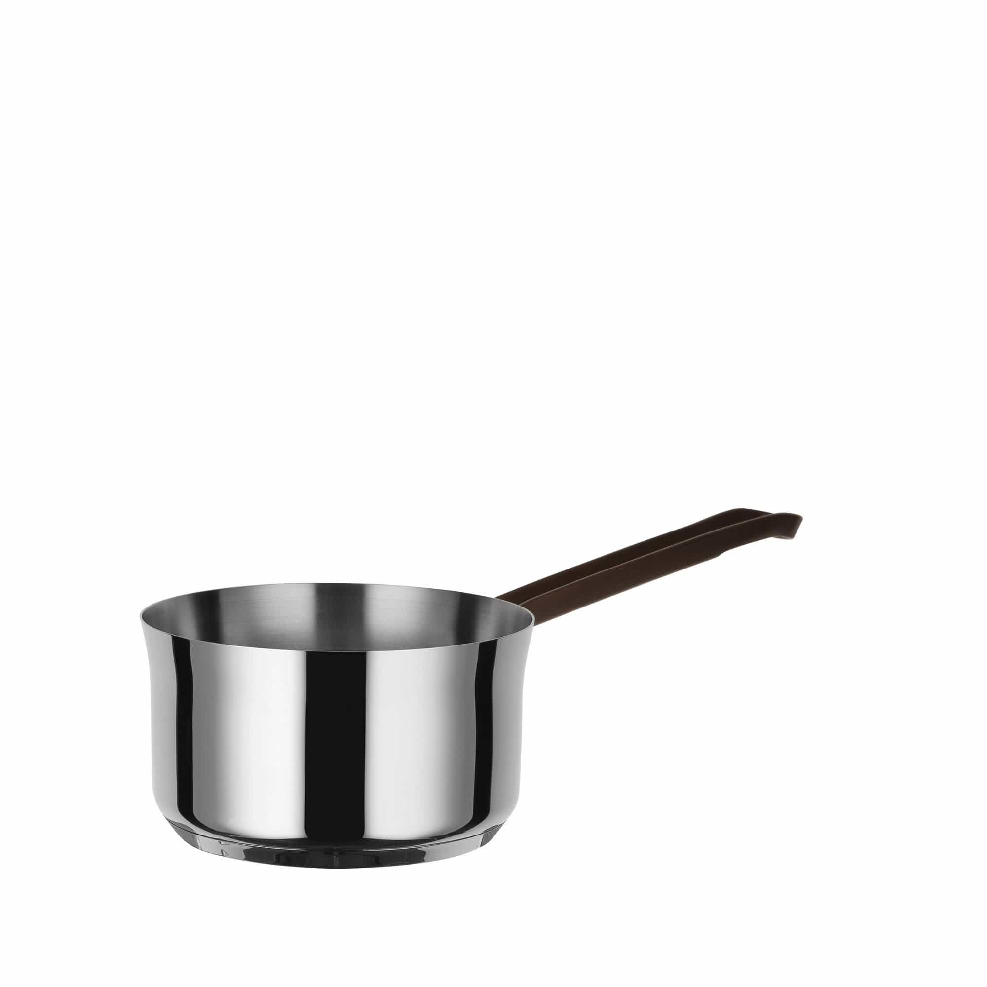 Alessi Alessi Edo Saucepan - Available in 2 Sizes 14cm PU105/14