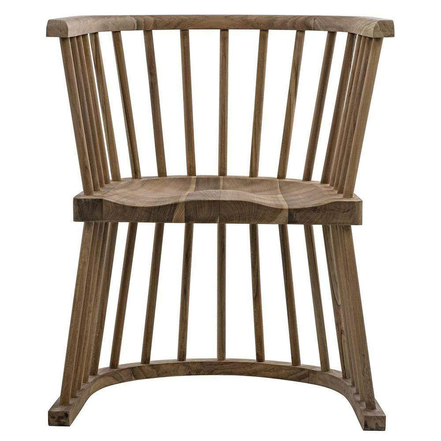 Noir Bolah Teak Chair