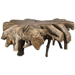 Noir Large Teak Root Coffee Table