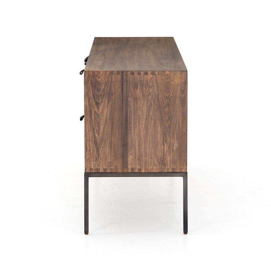 Four Hands Trey Media Console - Available in 2 Colors | Alchemy Fine Home