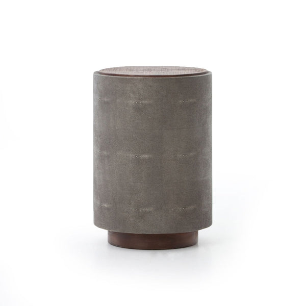Four Hands Crosby Side Table - Natural Peroba | Alchemy Fine Home