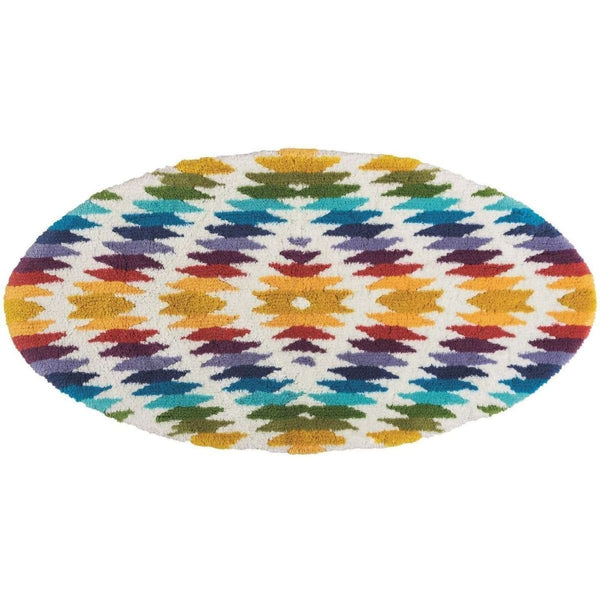Graccioza Wonder Bath Rug - Multicolor | Alchemy Fine Home