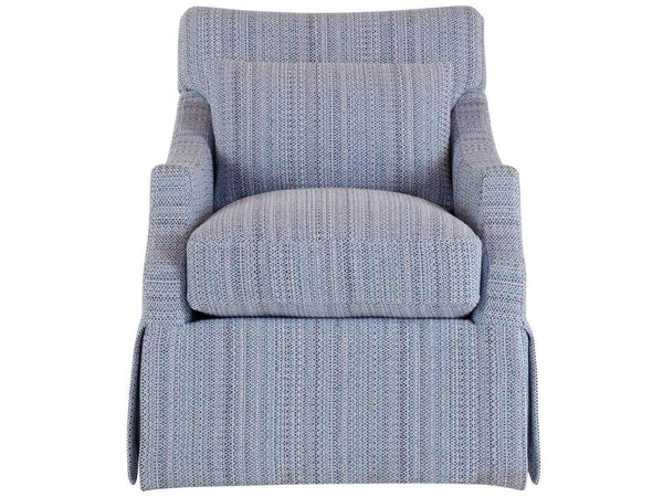 Alchemy Living Alchemy Living Accent Chairs Margot Accent Chair - Blue and Gray 779505-929