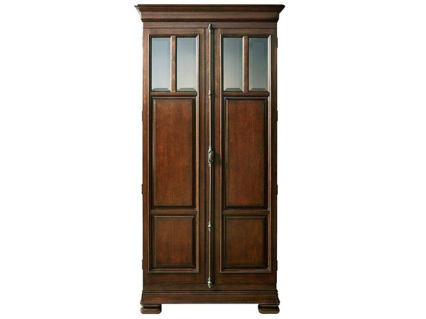Alchemy Living Alchemy Living Couvert Tall Cabinet - Brown 581160