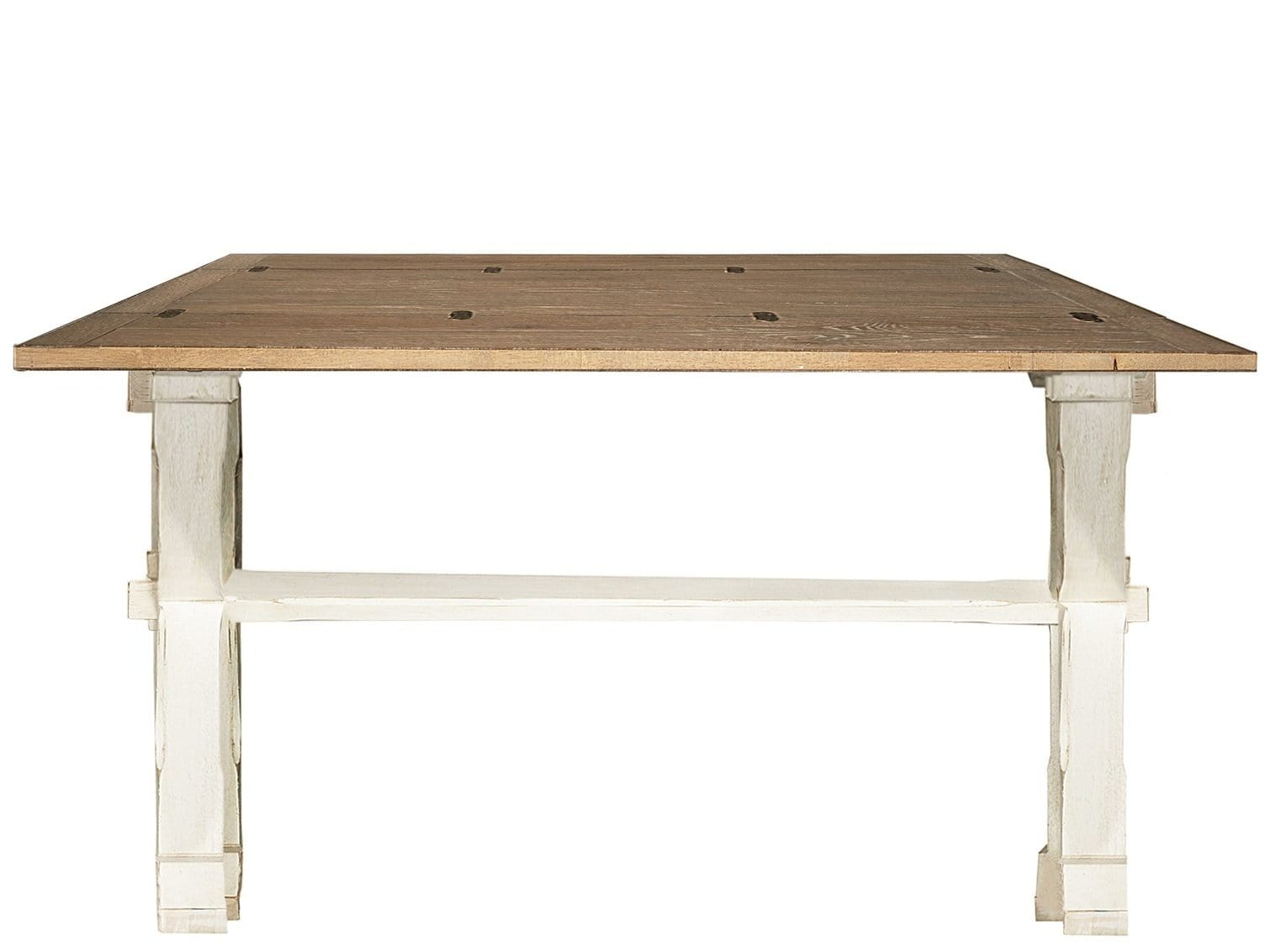 Alchemy Living Gallery Drop Leaf Console Table - Brown