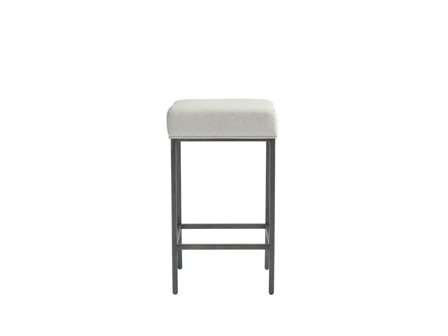 Alchemy Living Alchemy Living Gallery Engage Console Stool - Gray 915X803-S